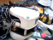 JET EQUIPMENT & TOOLS Miscellaneous Tool L-90 CHAIN HOIST